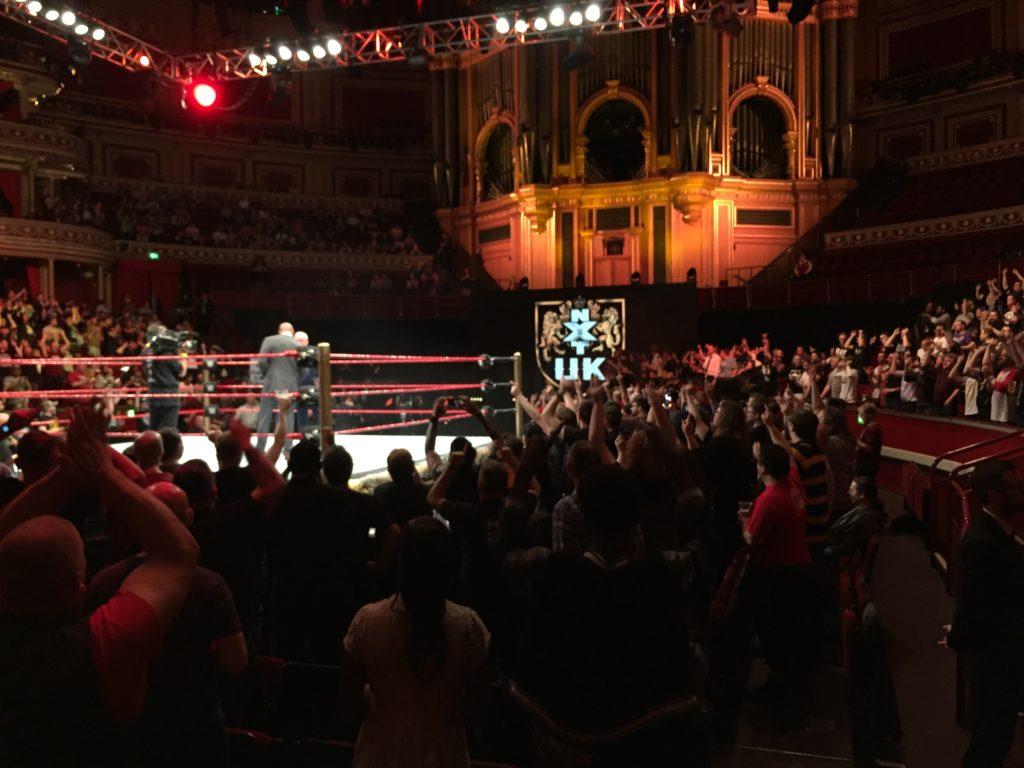 REVIEW: WWE United Kingdom Tournament 2018 Night One (18/06/18) - Rebellious Noise - NXT UK - Triple H - Johnny Saint