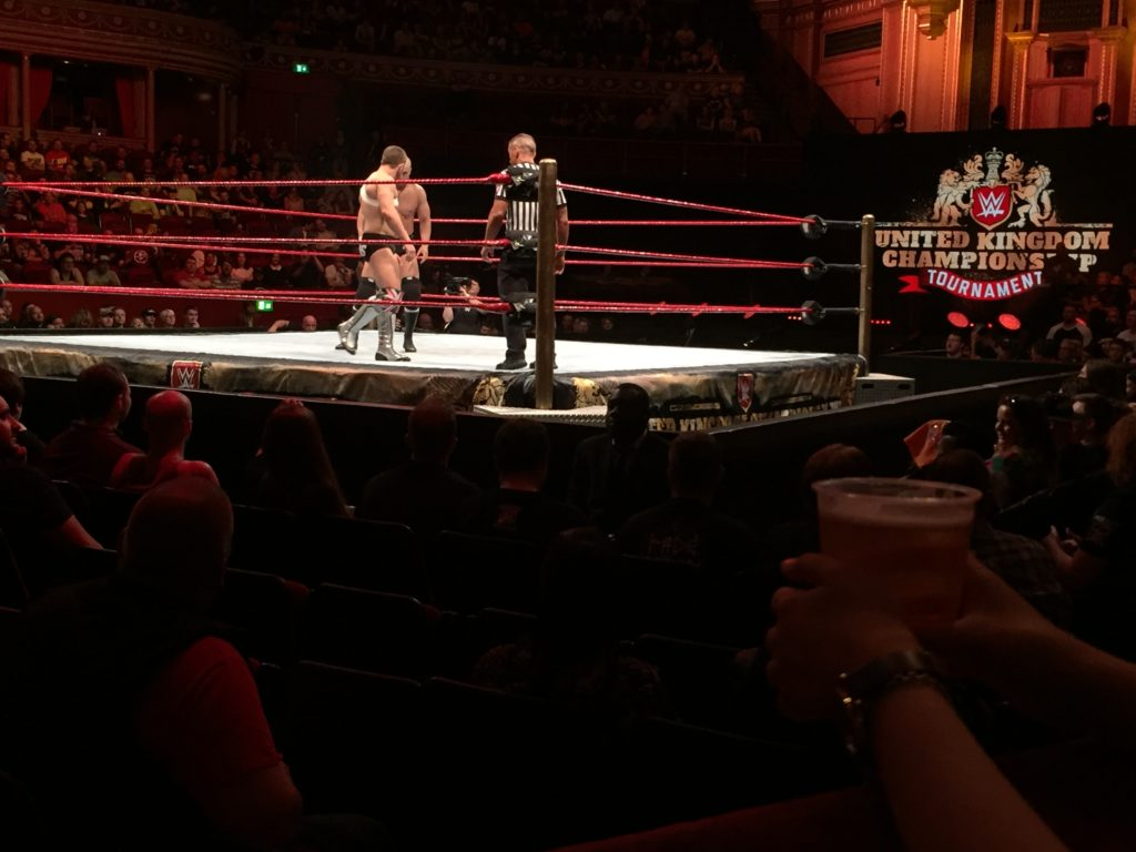 REVIEW: WWE United Kingdom Tournament 2018 Night One (18/06/18) - Rebellious Noise - Zack Gibson - Travis Banks