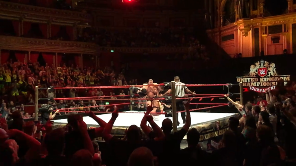 REVIEW: WWE United Kingdom Tournament 2018 Night One (18/06/18) - Rebellious Noise - Tyler Bate