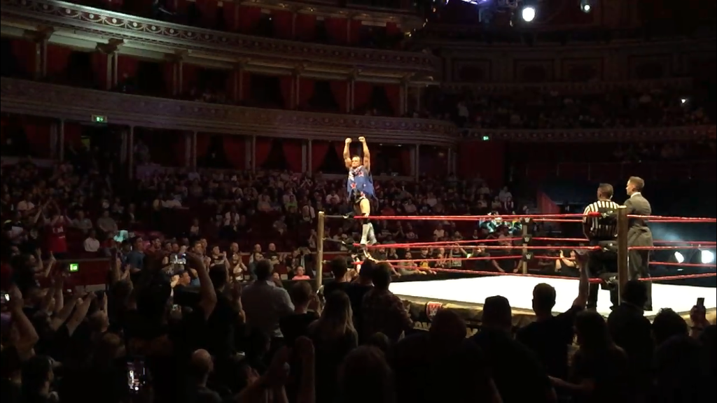 REVIEW: WWE United Kingdom Tournament 2018 Night One (18/06/18) - Rebellious Noise - Travis Banks