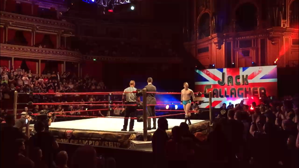 REVIEW: WWE United Kingdom Tournament 2018 Night One (18/06/18) - Rebellious Noise - Jack Gallagher
