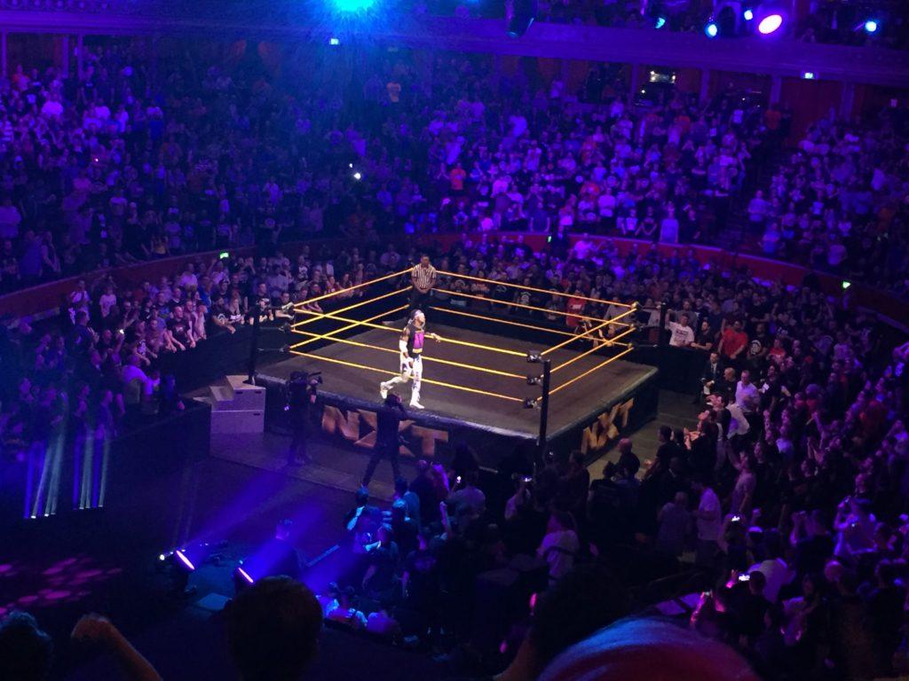 REVIEW: NXT Royal Albert Hall/WWE United Kingdom Tournament 2018 Night Two (19/06/18) - Velveteen Dream