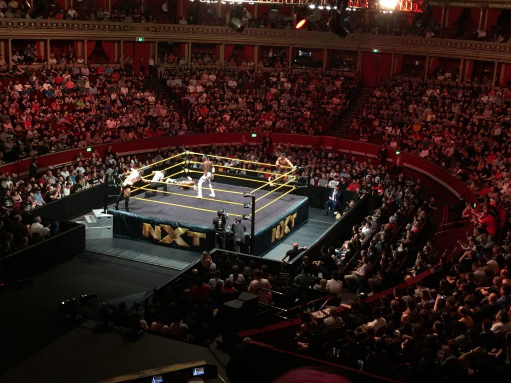 REVIEW: NXT Royal Albert Hall/WWE United Kingdom Tournament 2018 Night Two (19/06/18) - Velveteen Dream & EC3 vs Aleister Black and Ricochet