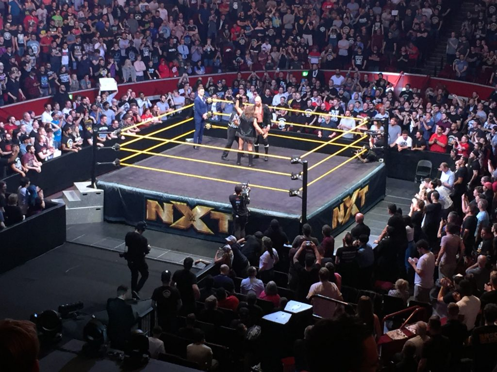 REVIEW: NXT Royal Albert Hall/WWE United Kingdom Tournament 2018 Night Two (19/06/18) Pete Dunne vs Zack Gibson