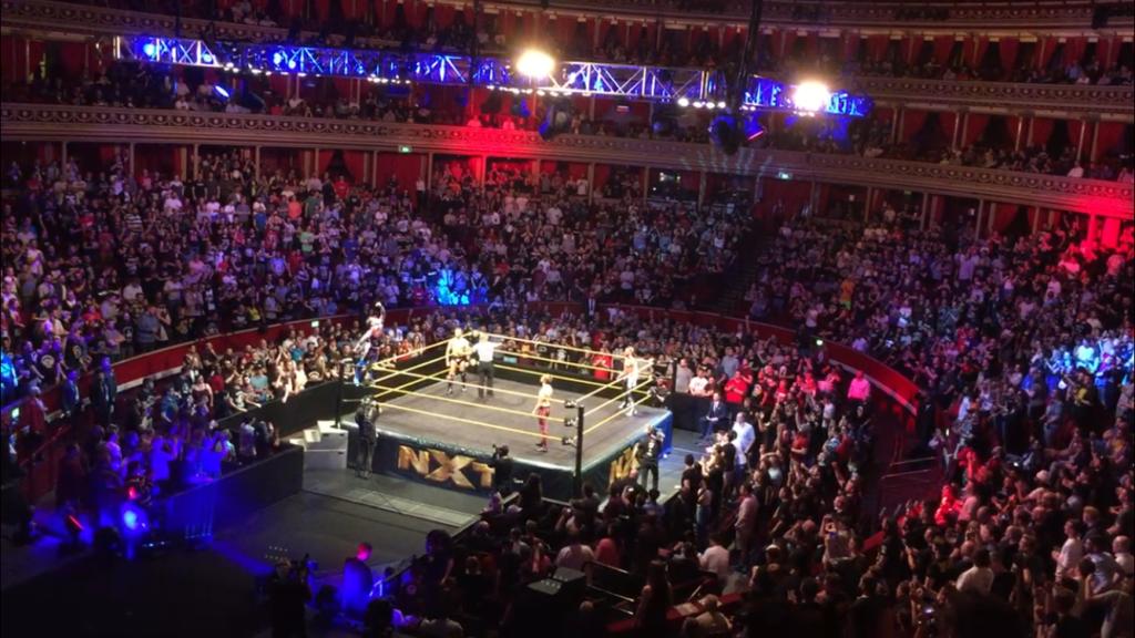 REVIEW: NXT Royal Albert Hall/WWE United Kingdom Tournament 2018 Night Two (19/06/18) Noam Dar Return