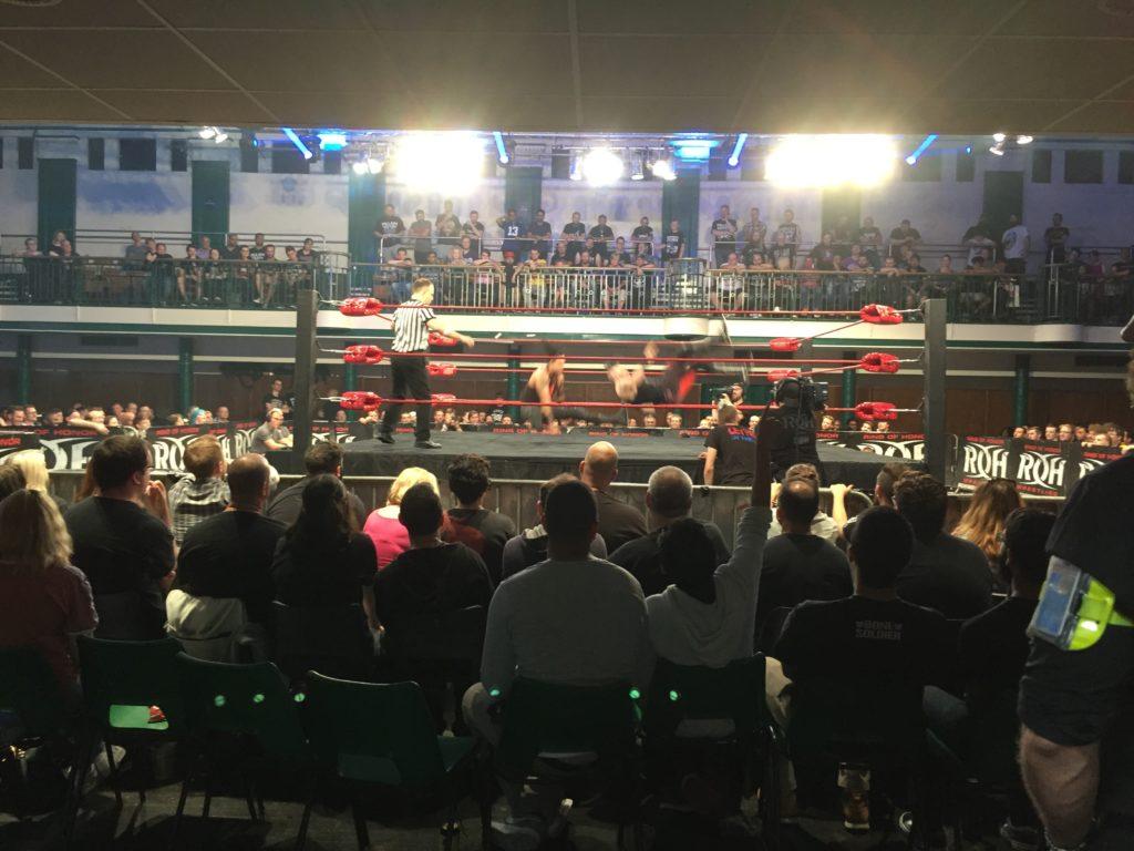 ROH Honor Reunited London17