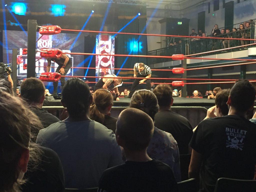 ROH Honor Reunited London19