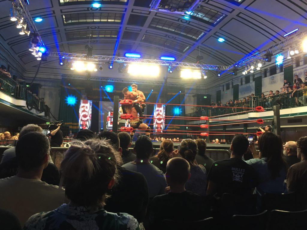 ROH Honor Reunited London5