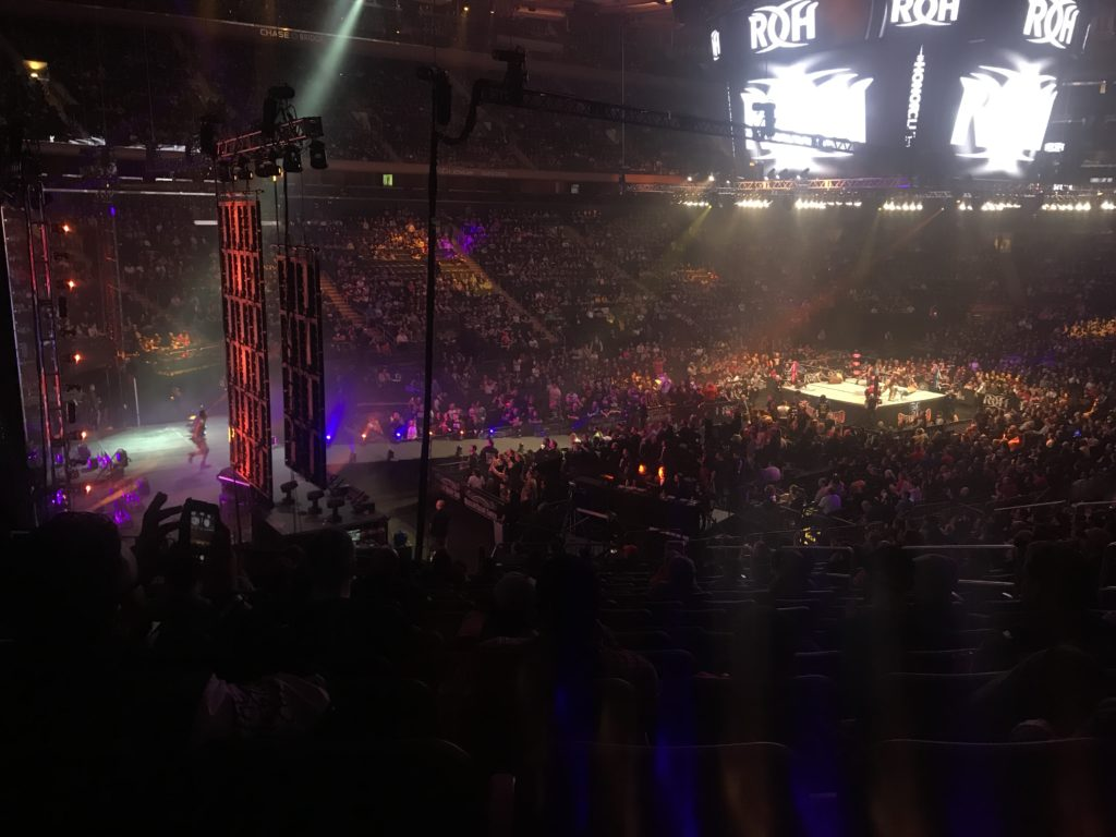 ROH & NJPW G1 Supercard Madison Square Garden Review - Rebellious Noise - Arena 2
