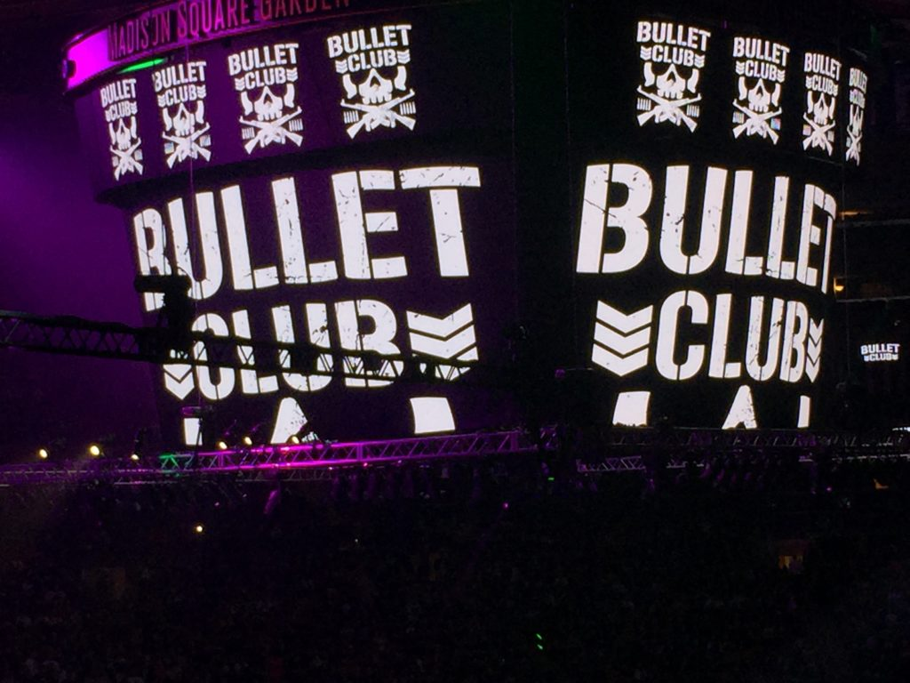 ROH & NJPW G1 Supercard Madison Square Garden Review - Rebellious Noise - Bullet Club Entrance