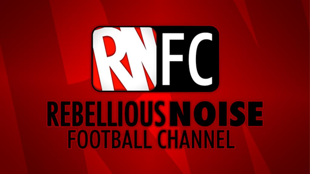 RNFC Logo - Rebellious Noise Football Channel