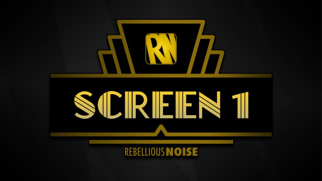 RN Screen 1 Logo - Rebellious Noise